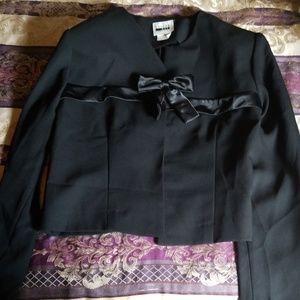 Leslie Fay fancy dress jacket